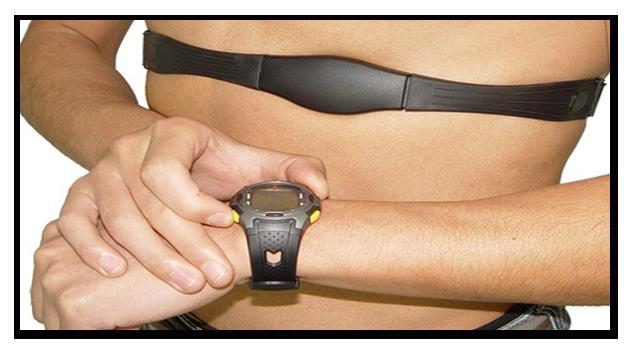 controle da frequência cardíaca através de monitores cardiofrequencímetros