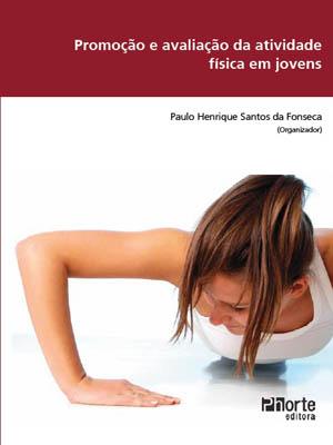 Capa do Livro promoção e avaliação da avaliação física em jovens