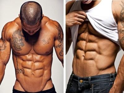 Fórmula da definição muscular
