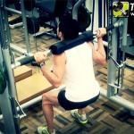 Pernas, Costas e Bíceps – Treino de Hipertrofia