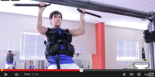 Treinamento calistênico – força ou resistência muscular?