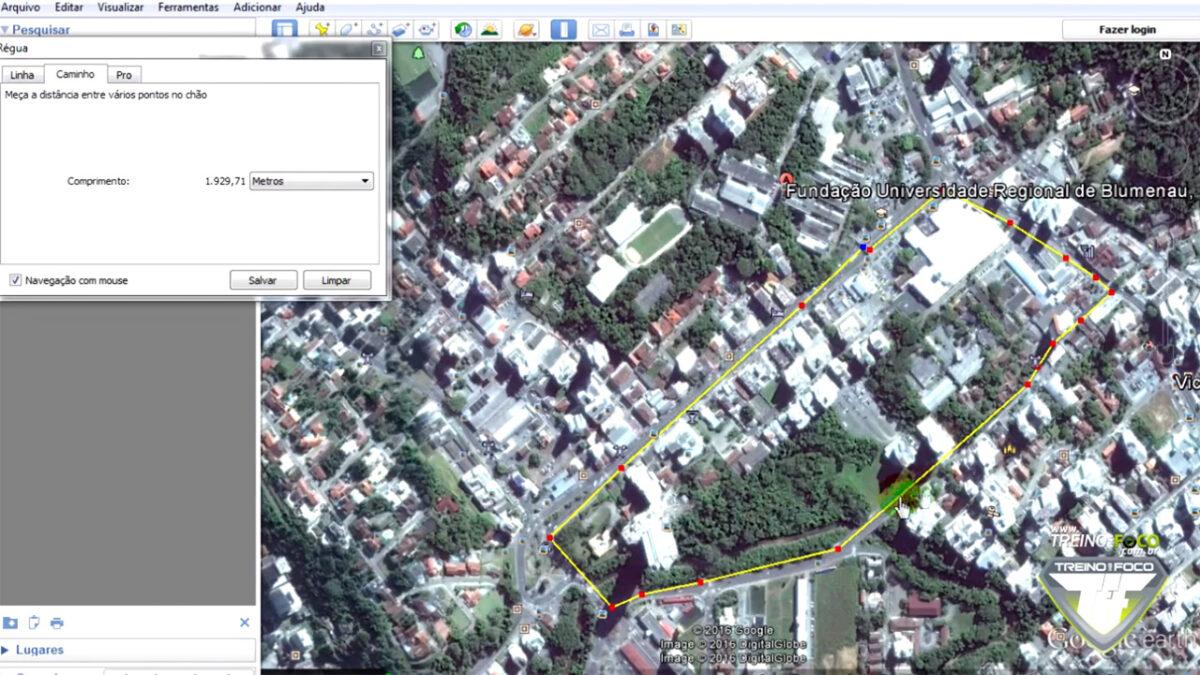 treino_em_foco_controle_da_distância_percorrida_sem_GPS_google_earth