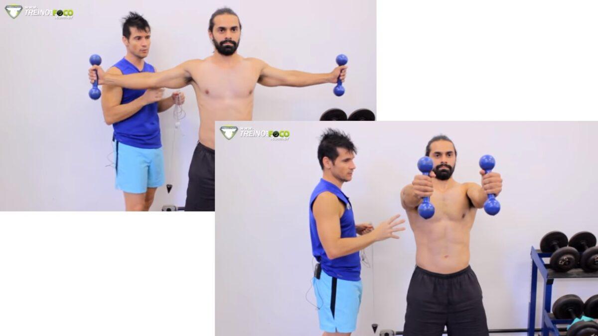 treino_em_foco_exercício_para_peitoral_maior_com_anilha